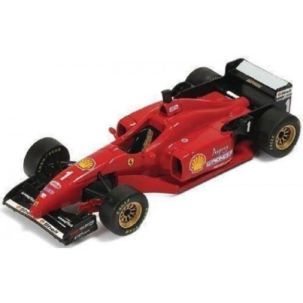 Michael Schumacher Ferrari F310 Winner Spain GP Formula 1 1996 1/43