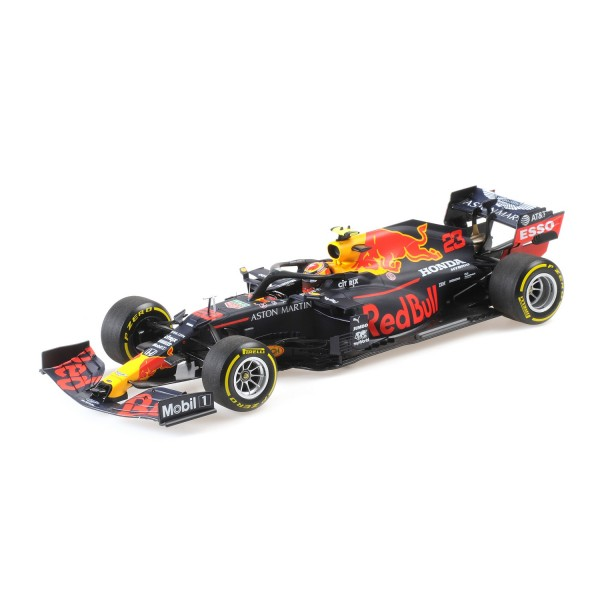 Red Bull Racing RB16 - Alexander Albon - 4th place Styrian GP 2020 1/18