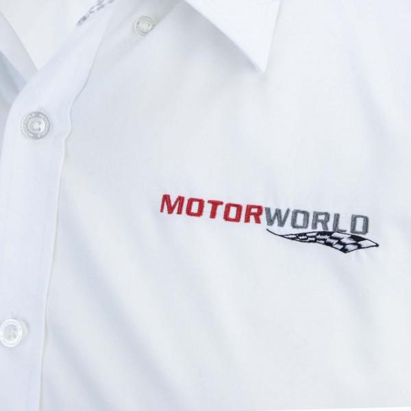 Motorworld Shirt Chequered Flag