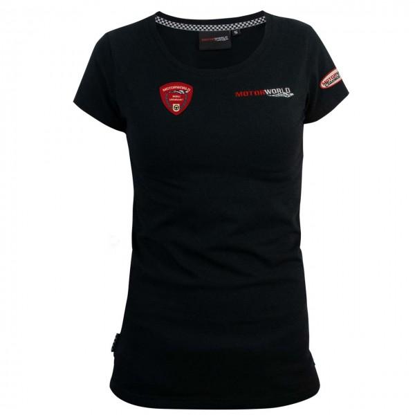Motorworld Ladies T-shirt Crew