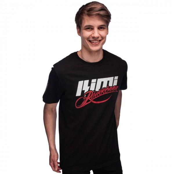 Kimi Räikkönen T-Shirt Fast As Heck