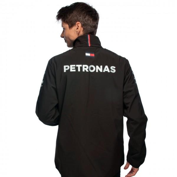 Mercedes-AMG Petronas Team Softshell Jacket 2021 black