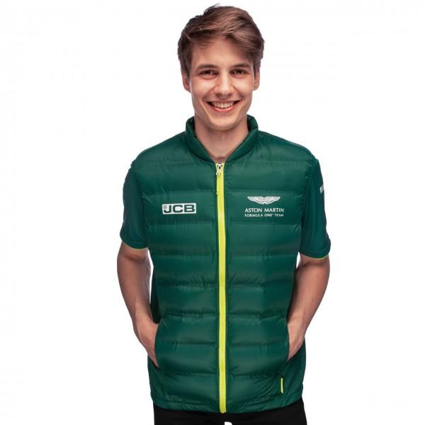 Aston Martin F1 Official Team Gilet
