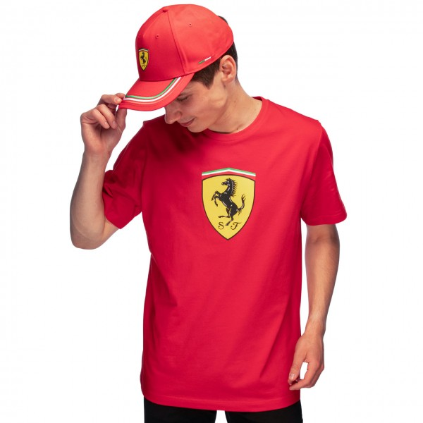 Scuderia Ferrari T-Shirt Classic red