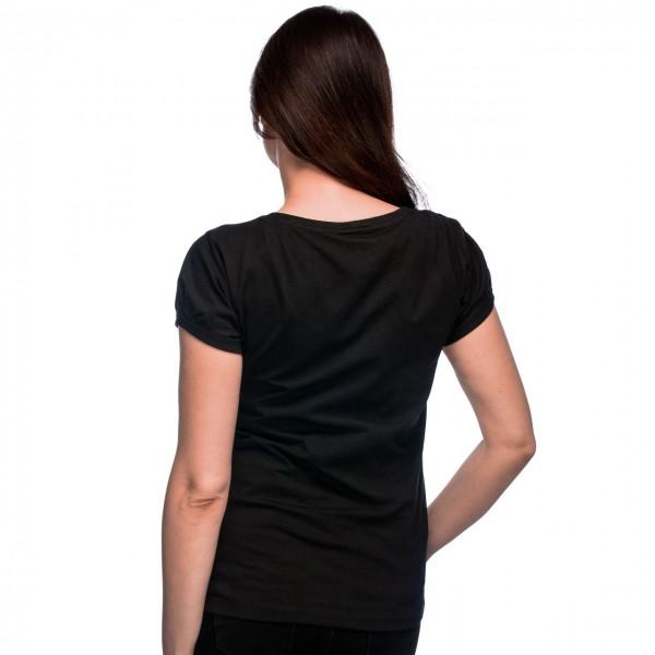 Camiseta de Mujer Casco Michael Schumacher