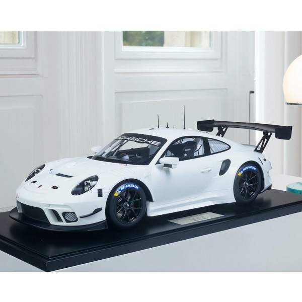 Porsche 911 (991.2) GT3 R - 2019 - white 1/8