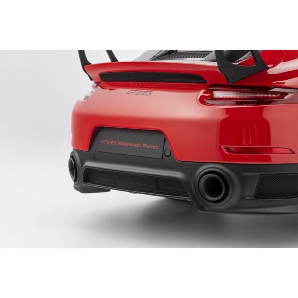 Porsche 911 (991.2) GT2RS - 2018 - Indian red 1/8