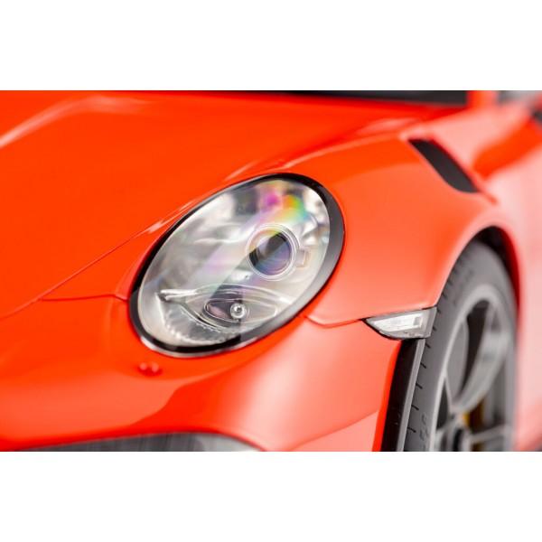 Porsche 911 (991.1) GT3 R - 2016 - Lava orange 1/8