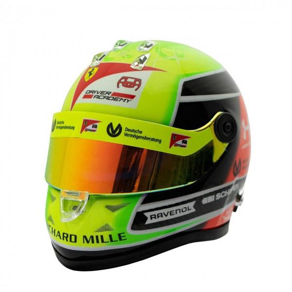 Mick Schumacher miniature helmet 2020 1/4