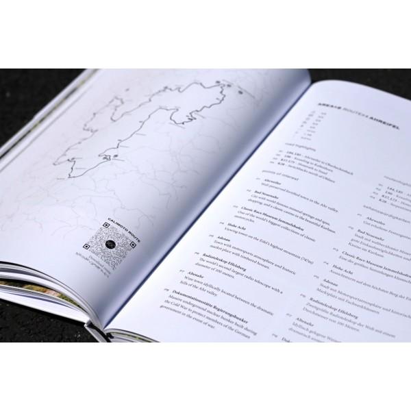 360 Nürburg - Roadbook by Frank Berben-Grosfjield