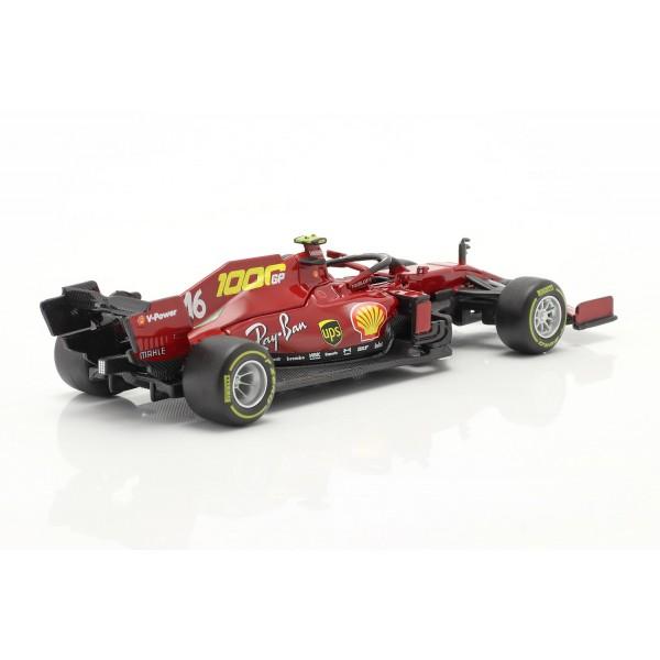 Charles Leclerc Ferrari SF1000 #16 1000th Ferrari GP Tuscany GP F1 2020 1/43