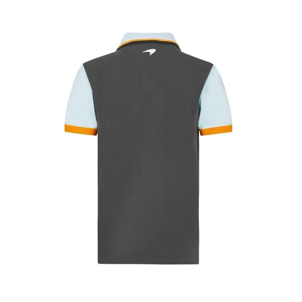 McLaren Gulf Poloshirt blue