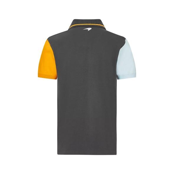McLaren Gulf Poloshirt anthracite