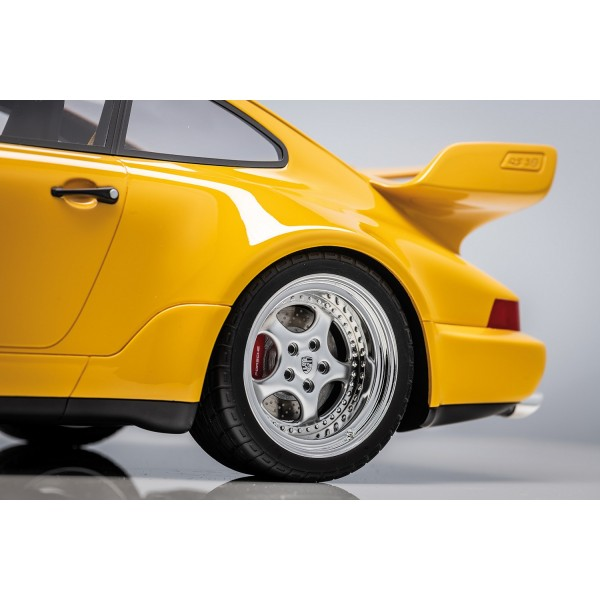 Porsche 911 (964) Carrera RS 3.8 - 1994 - Speed yellow 1/8