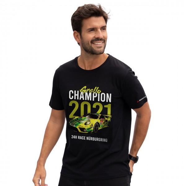 Manthey T-Shirt Champion 24h Race 2021