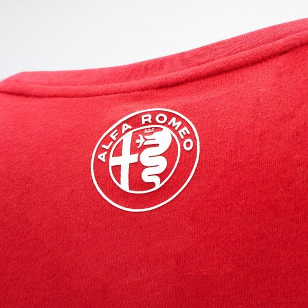 Alfa Romeo Lifestyle 110 T-shirt Classic Graphic red