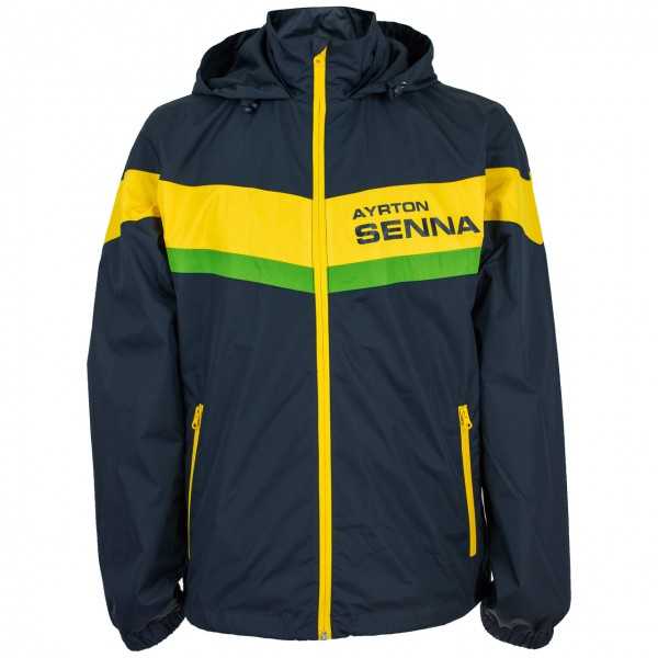 Ayrton Senna Windbreaker Racing