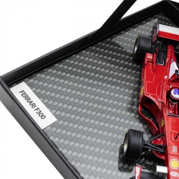 Michael Schumacher Ferrari F300 Vainqueur du GP de France F1 1998 1/43