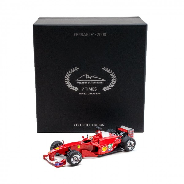 Michael Schumacher Ferrari F1-2000 Sieger Europa GP 2000 1:43