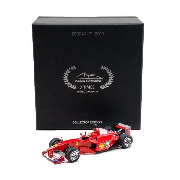 Michael Schumacher Ferrari F1-2000 Winner Europe GP 2000 1/43