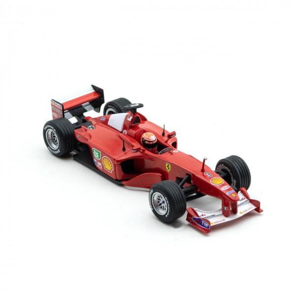 Michael Schumacher Ferrari F1-2000 Vainqueur du GP d'Europe 2000 1/43
