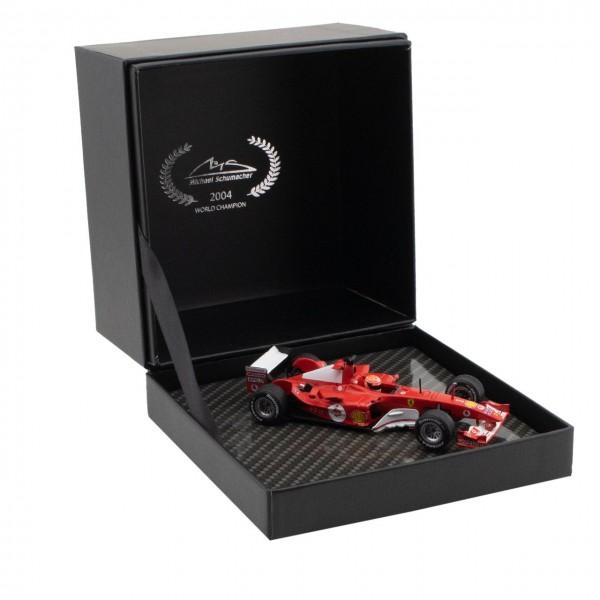 Michael Schumacher Ferrari F2004 Winner Japan GP F1 2004 1/43
