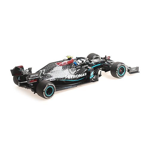 Mercedes-AMG Petronas F1 Team W11 EQ Performance - Valtteri Bottas - Winner Austrian GP 2020 1/18