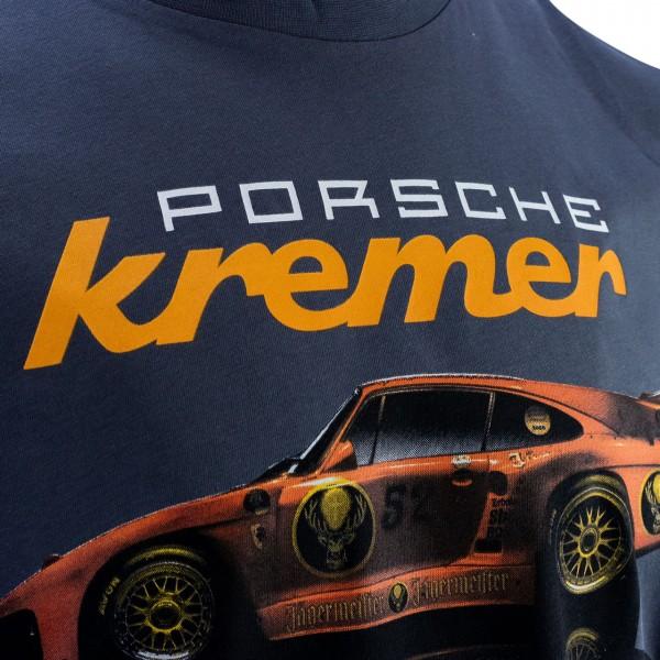 Kremer Racing T-Shirt Jäger Porsche 935 K3 grey
