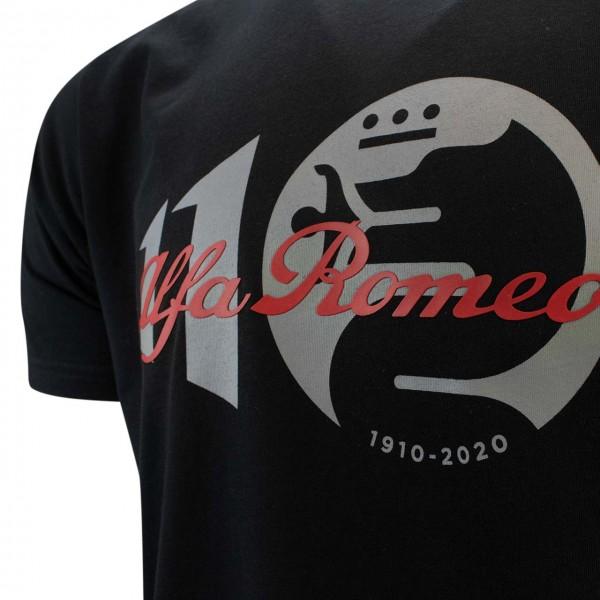 Alfa Romeo Lifestyle 110 T-shirt Classic black