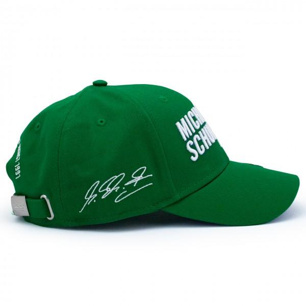 Michael Schumacher Cap Première Course de GP 1991