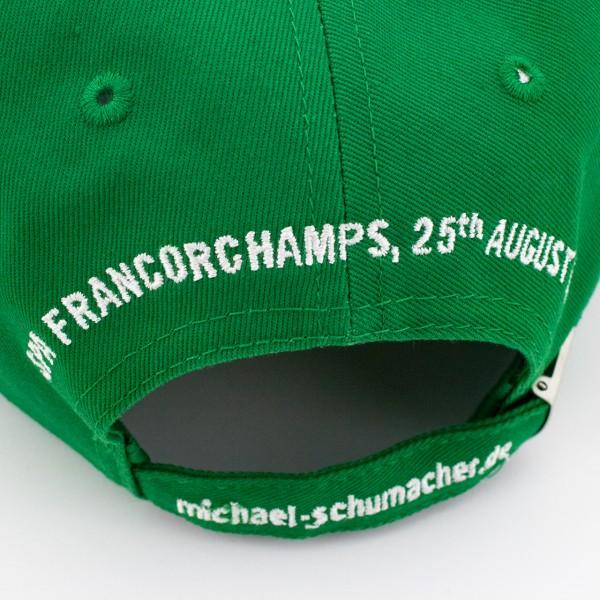 Michael Schumacher Gorra Primera Carrera del GP 1991