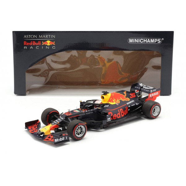 Red Bull Racing RB15 - Max Verstappen #33 - Winner Germany GP Formula 1 2019 1:18