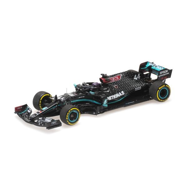 Mercedes-AMG Petronas F1 Team W11 EQ Performance - Lewis Hamilton - Winner Styrian GP 2020 1/43
