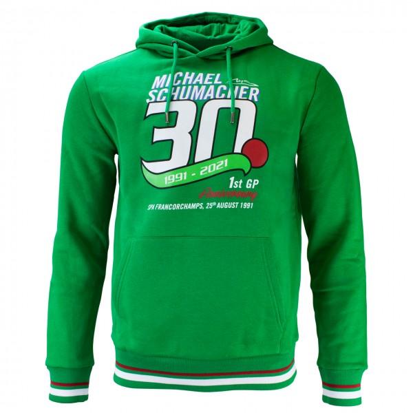 Michael Schumacher Hoodie First GP Race 1991