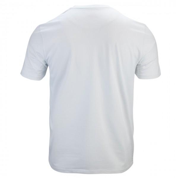Mick Schumacher T-Shirt Speed Logo blanc