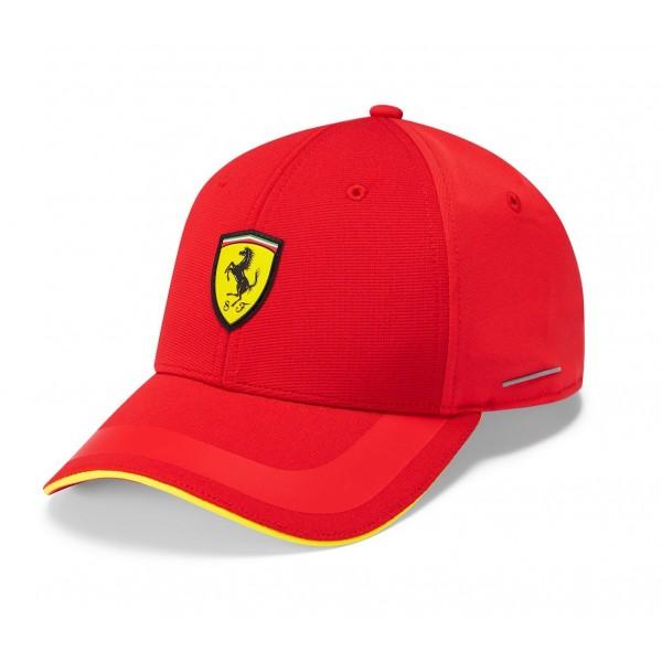 Scuderia Ferrari Cap Tech red