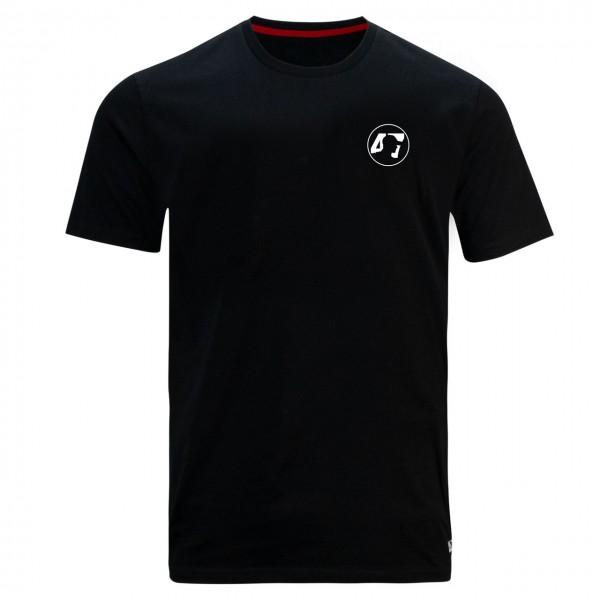 Mick Schumacher T-Shirt Round Logo