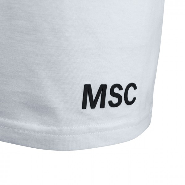Mick Schumacher Camiseta Series 2 blanco