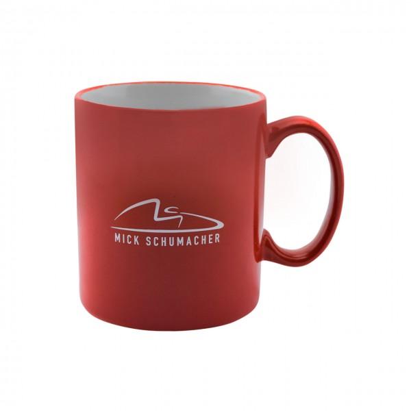 Mick Schumacher Tasse Speedline Logo