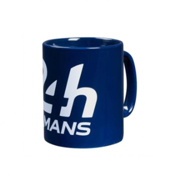 24h Race Le Mans Mug Logo blue