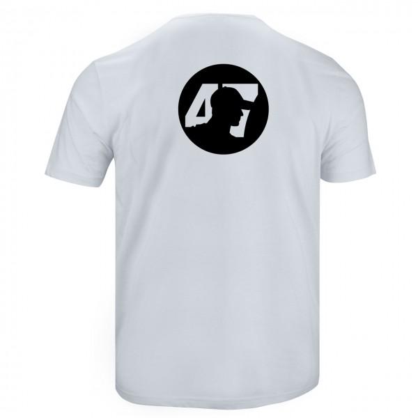 Mick Schumacher T-Shirt Series 2 white