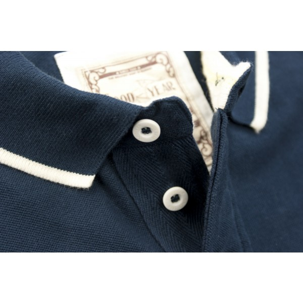 Goodyear Polo shirt Fairborn blue