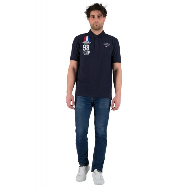 Goodyear Polo shirt Serring blue