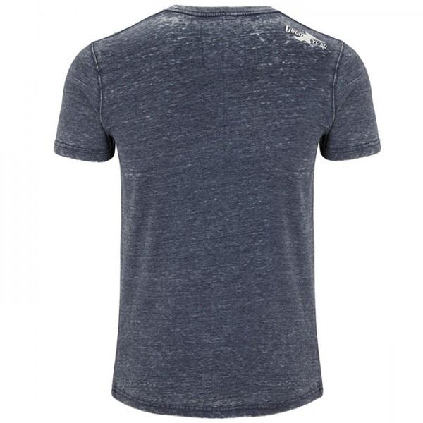 Goodyear T-Shirt Monticello grey