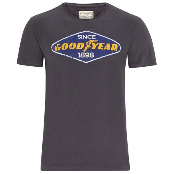 Goodyear T-Shirt East Lake grey