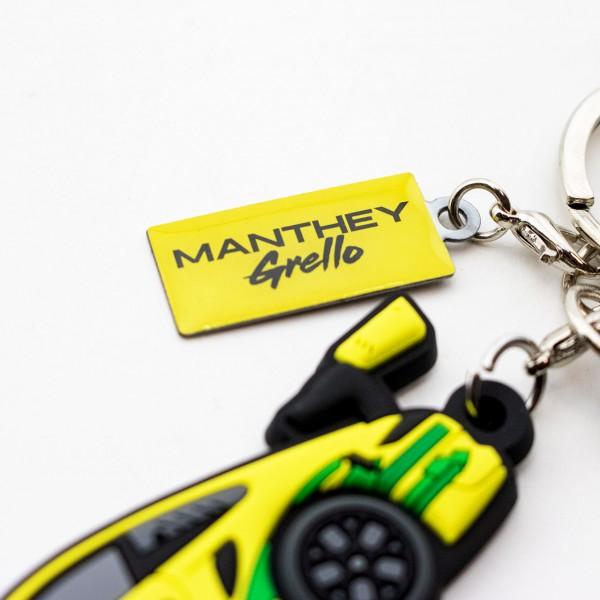 Manthey-Racing 3D Keyring Grello 911