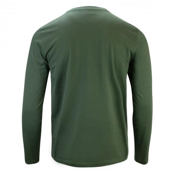 Mick Schumacher Langarm Shirt Series 2 grün