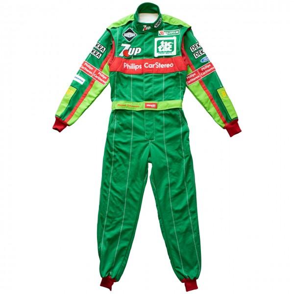 Michael Schumacher Combinaison de Course Première Course de GP 1991