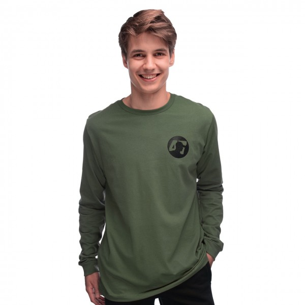Mick Schumacher Camiseta de manga larga Serie 2 verde