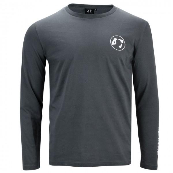 Mick Schumacher Long Sleeve Shirt Series 2 anthracite